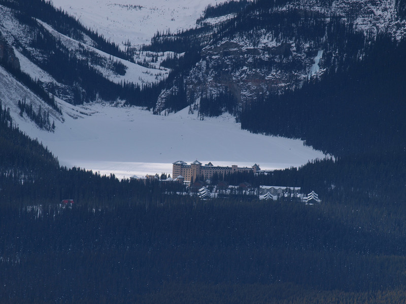 Chateau Lake Louise<br /> Lake Louise<br /> Banff National Park