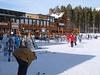 Whiskeyjack Ldge<br /> Base Area<br /> Lake Louise Ski Area<br /> Banff National Park<br /> Alberta, Canada