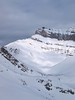 Ptarmigan Mountain<br /> Backside backcountry<br /> Lake Louise Ski Area<br /> Banff National Park<br /> Alberta, Canada