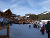 Whiskeyjack Lodge<br /> Base Area<br /> Lake Louise Ski Area<br /> Banff National Park<br /> Alberta, Canada