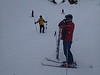 The one-skied walking man returns to his other ski in Upper Dry Creek. (Don't brakes work?) Scene 3<br /> <br /> 20130202