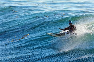 1-23-15 Surf Steamer Lane