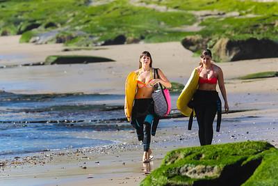 1-28-15 Surf Pleasure Point