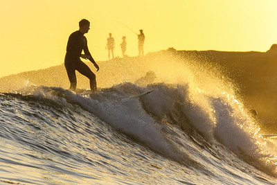 1-31-15 Surf Steamer Lane