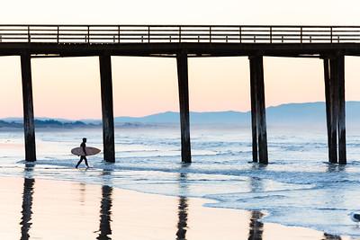 161218 Surf Pismo Beach Pier
