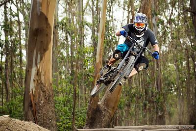 7-20-14 Mountain Biking Pacifica