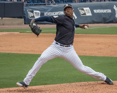 DETERMINED HURLER - AROLDIS CHAPMAN