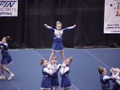 2001 Atlantic Cheerleading Championships