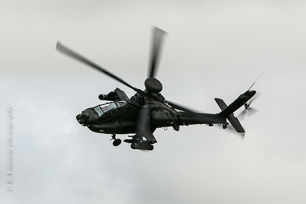 Apache attack copter