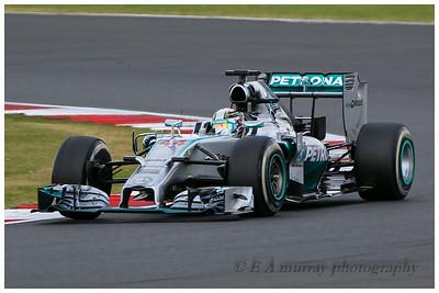 Lewis Hamilton silverstone winner