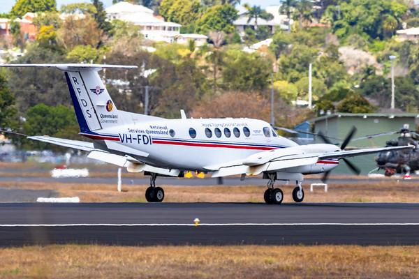 Royal Flying Doctors - B200C Super King Air