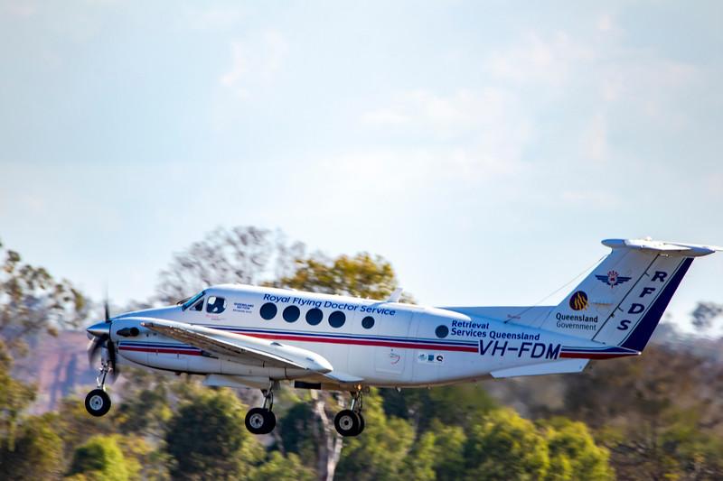 RFDSBeechcraft B200C Super King Air