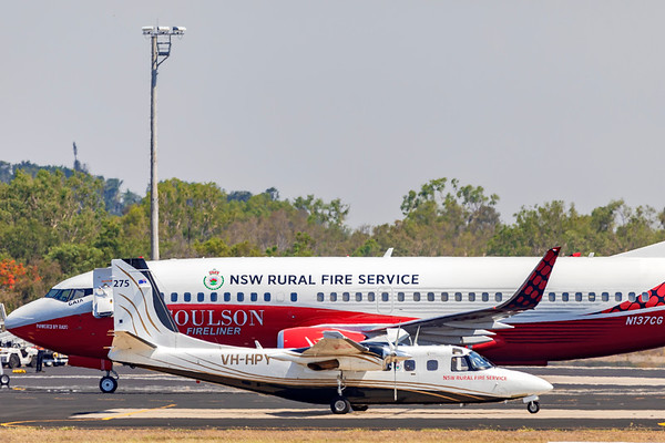 NSW Rural Fire Service Aircraft