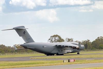 Boeing C-17A Globemaster III