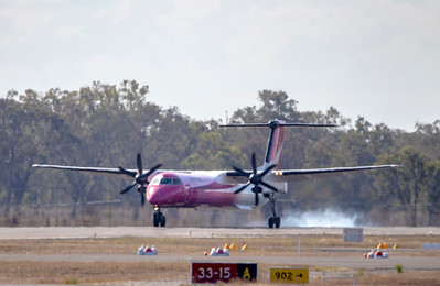 De Havilland Dash 8 Q400