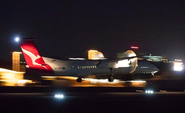 Bombardier Dash 8 Q400 VH-QON