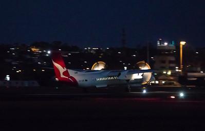 Bombardier Dash 8 Q400 VH-QOR