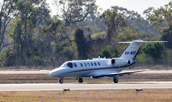Cessna 525A CitationJet/M2