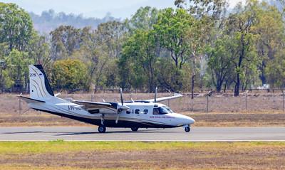 NSW Rural Fire Service Gulfstream Jetprop Commander