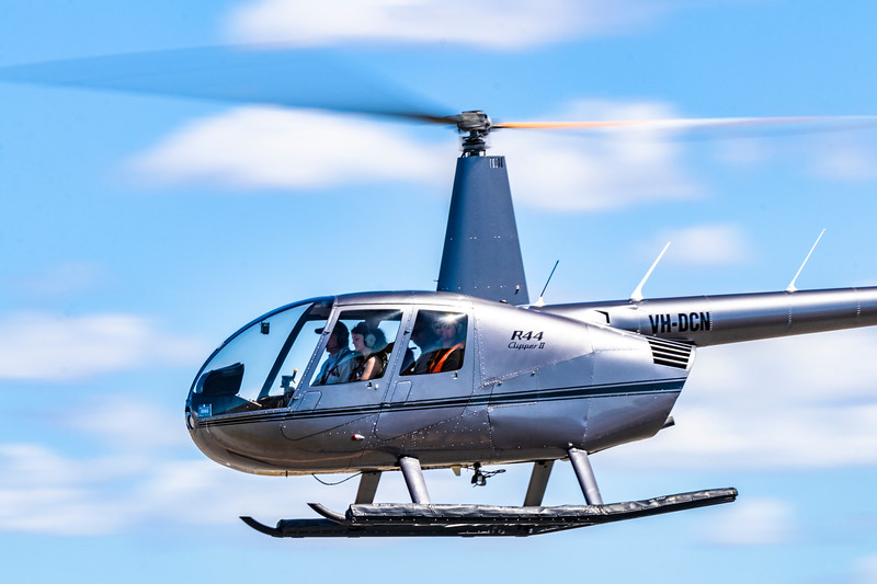 Robinson R44 joyflight