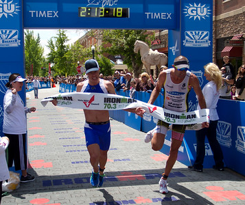 Boise IronMan 70.3 5th Year
