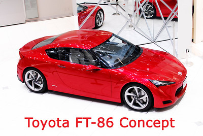 A preview of what is to come at the Nagoya Motor Show in December 2011