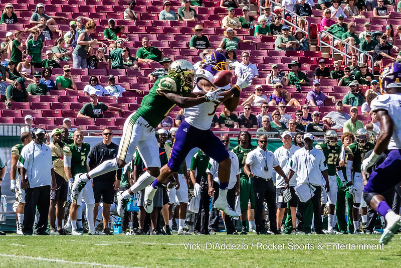 October 8, 2016 - USF vs ECU