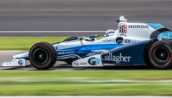 Indy 500 Trials