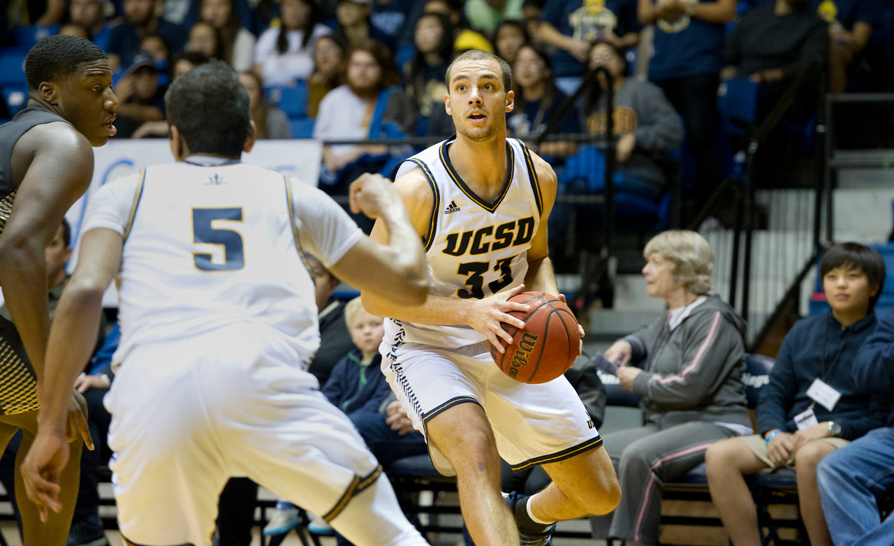 UC San Diego Men's Basketball vs. Humboldt State