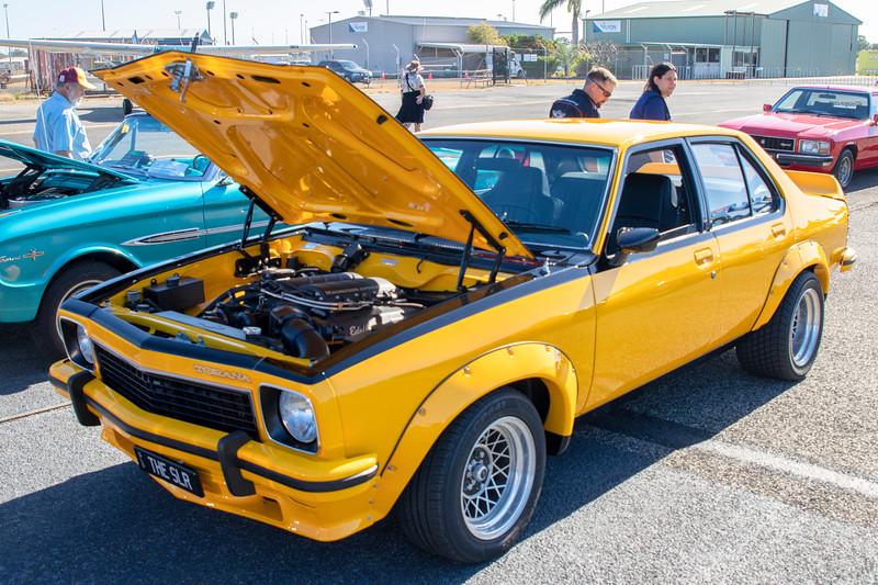 Holden SLR 5000 LS3 converted