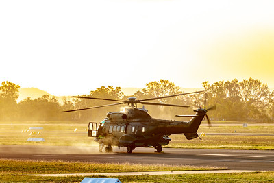 Exercise Wallaby 2018 - AS332M Super Pumas