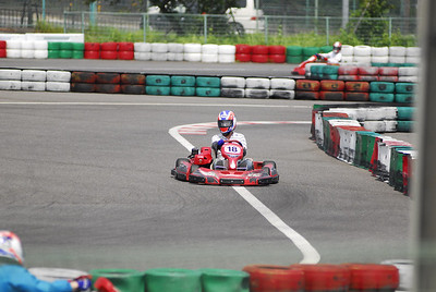 "Go-kart racing... for those who want to do more than ""watch"" a race!"