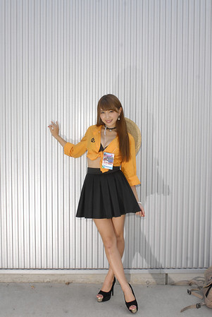 Lovely Tomomi from 'Area 86'