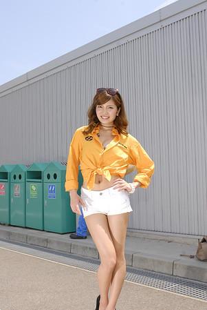 Lovely Nodoka from 'Area 86'