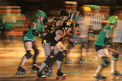 TV Roller Girls 6.5.10