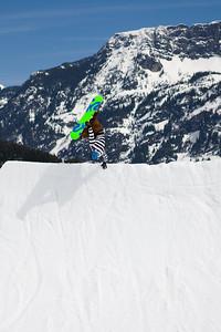 Snqualmie U-Jump