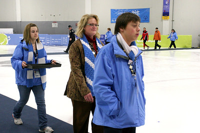 2009 Winter Special Olympics 2.11.09