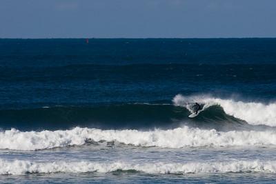 Surfing in Westport