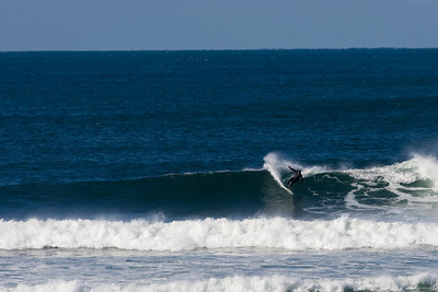 Surfing in Westport