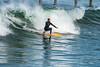 Surfing in Ocean Beach
