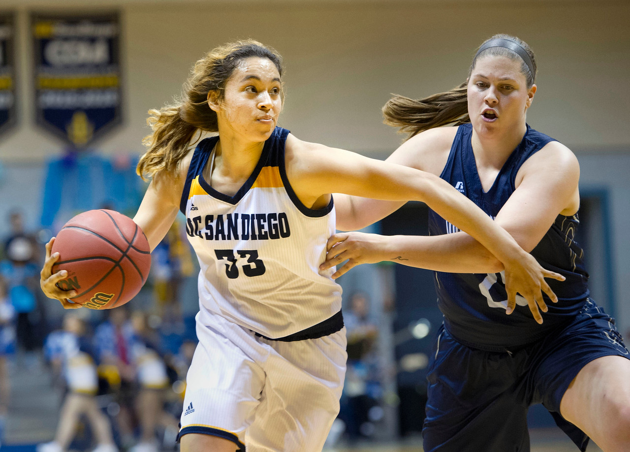 UC San Diego Women's Basketball vs. Humboldt State
