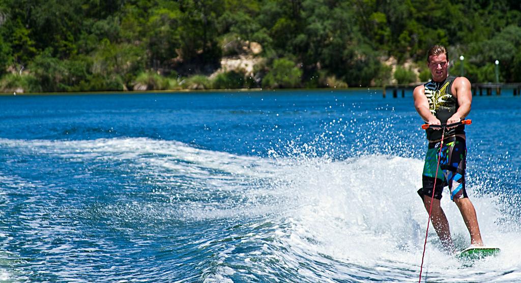Cruising the Bayou