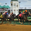 Racing to the Finish Line, Churchill Downs