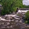 Le moulin à eau de la rivière Trois-Saumons