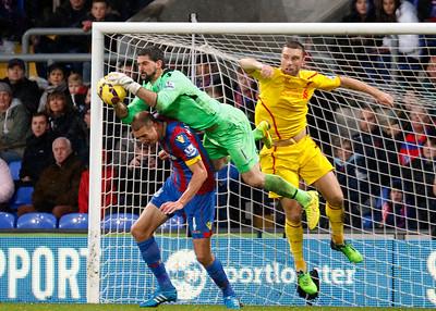 Palace keeper Julian Speroni