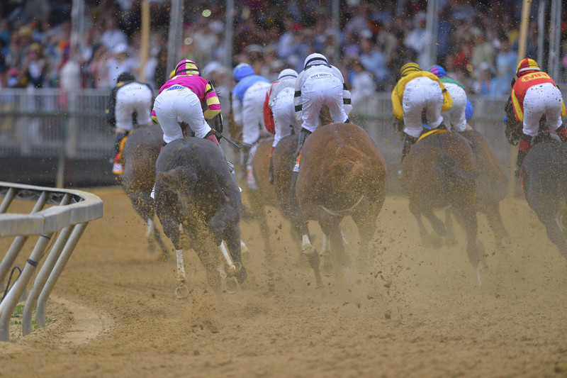 The 2013 Preakness, Pimlico