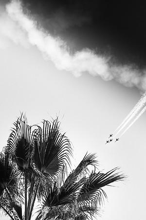 Four Thunderbirds Of The Apocalypse