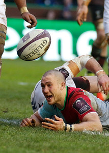 Quins' Mike Brown