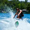 Wake Skate Kick Flip