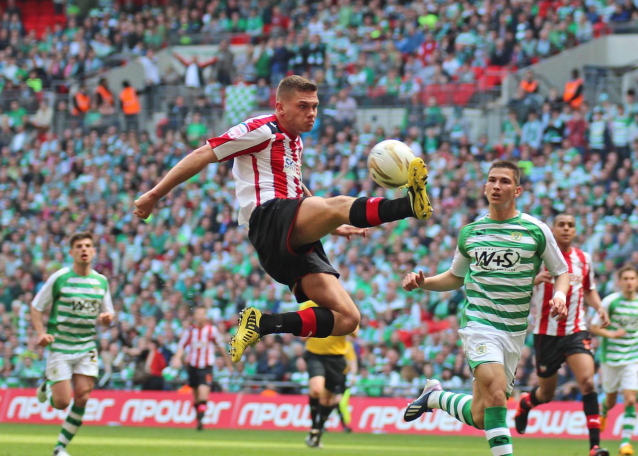 Harlee Dean - League 1 Play-off Final at Wembley